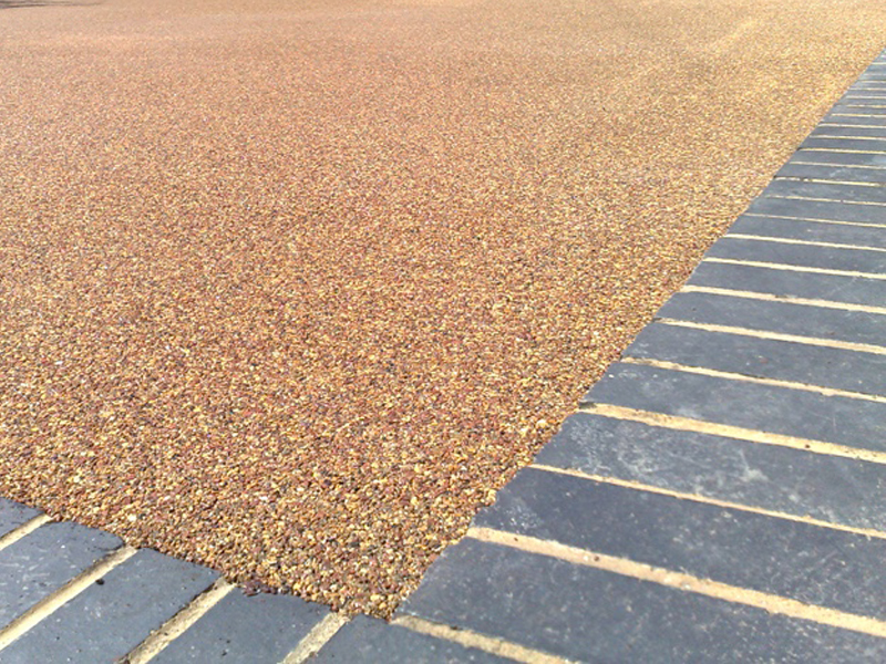 Tarmac Driveway Cost >> Resin bound surfacing and driveways - Just Resin